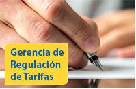 Gerencia de Regulación de Tarifas