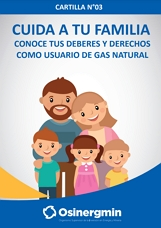 Cartillas de Gas Natural