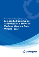Compendio Ilustrativo de Accidentes en el Sector de Mediana Minería y Gran Minería - 2015