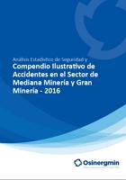 Compendio Ilustrativo de Accidentes en el Sector de Mediana Minería y Gran Minería - 2016